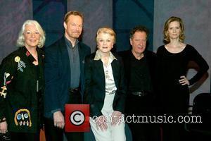 Jane Alexander, Angela Lansbury and Geoffrey Rush