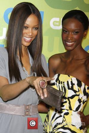 Tyra Banks and Teyona Anderson