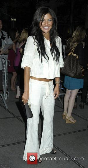 Jessica Szohr The CW Network 2009 UpFront after party held the Gramercy Park Hotel. New York City, USA - 21.05.09