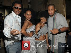 Kevin Lyttle, Mika Means, D. Woods and Abebe Lewis