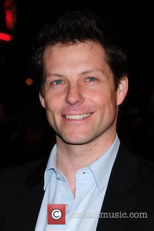 Jamie Bamber UK film premiere of 'The Damned United' held at Vue Leicester Square London, England - 18.03.09