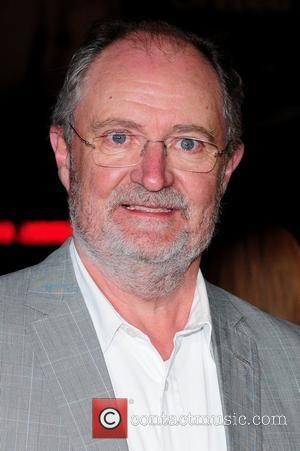 Jim Broadbent UK film premiere of 'The Damned United' held at Vue Leicester Square London, England - 18.03.09