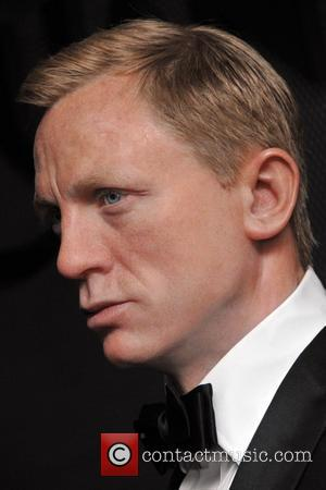 Daniel Craig and James Bond