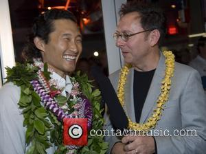 LOST star DANIEL DAE KIM has opened a restaurant in Honolulu, Hawaii. The Counter launch brought the actor's Lost co-stars...