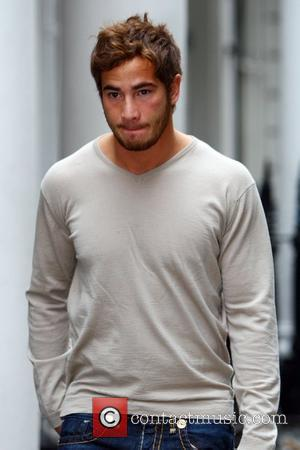 Danny Cipriani spotted leaving Kelly Brook's home early in the morning. London, England - 20.10.08