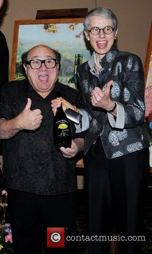 Danny Devito and Jane G. Pepper