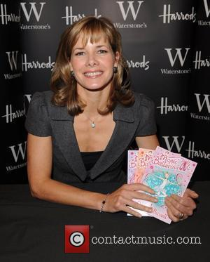 Darcey Bussell  signs copies of her new set of 'Magic Ballerina' children's books inside Harrods London, England - 09.05.09