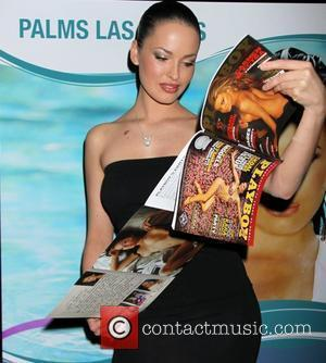 Dasha Astafieva - January 2009 Playmate of the Month 55th Anniversary Edition of Playboy Magazine held at the Pearl Concert...