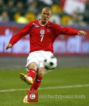 David Beckham and Real Madrid