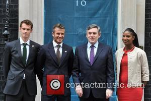 David Beckham, Andy Murray and Denise Lewis