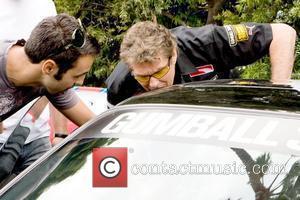 David Hasselhoff and Gumball 3000