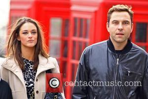 David Walliams and His New Girlfriend Lauren Budd