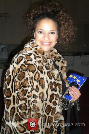 Debbie Allen American actress and choreographer Debbie Allen outside The John F. Kennedy Center for the Performing Arts where she...