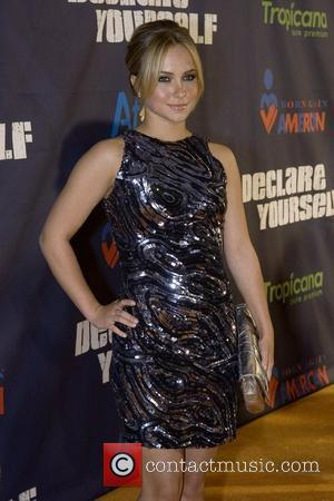 Hayden Panettiere Declare Yourself 'A New Birth of Citizenship' Inauguration kick-off event at Renaissance Hotel - Arrvials Washington DC, USA...