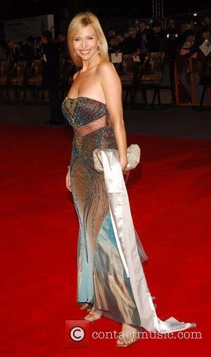 Anneka Svenska UK premiere of 'Defiance' - Arrivals London, England - 06.01.09