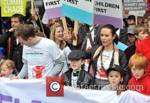 Amanda Mealing Tens of thousands of protesters marched through Central London ahead of the G20 meeting next week. The demonstration...