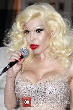 Amanda Lepore Depesha Magazine presents designer charity auction to benefit Russian Children's Welfare Society at the Helen Yarmak Showroom -...