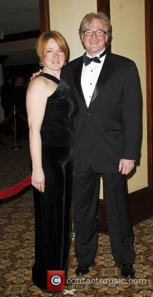 Don Scardino and wife