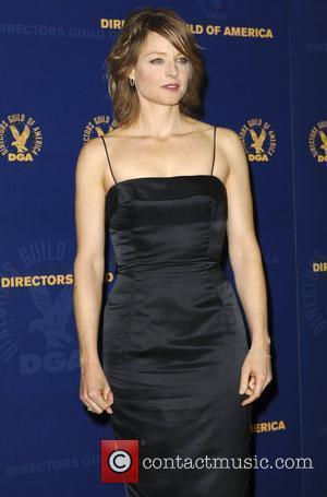 Jodie Foster The 61st Annual DGA Awards held at the Hyatt Regency Century Plaza - Press Room Los Angeles, California...