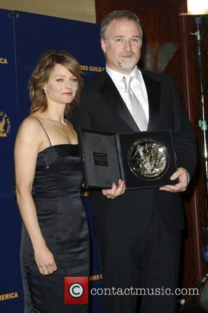Jodie Foster and David Fincher
