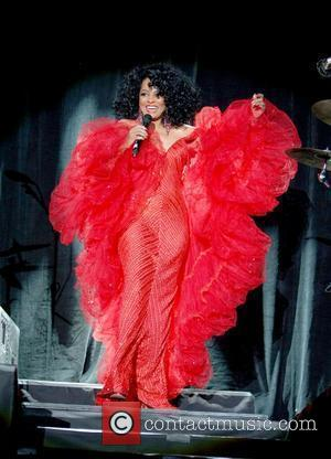 Diana Ross  performs at the Monster Cable CES Party at Paris Hotel and Casino  Las Vegas, Nevada -...