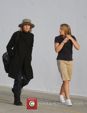 Diane Keaton and Her Daughter Dexter Keaton Shopping In Hollywood