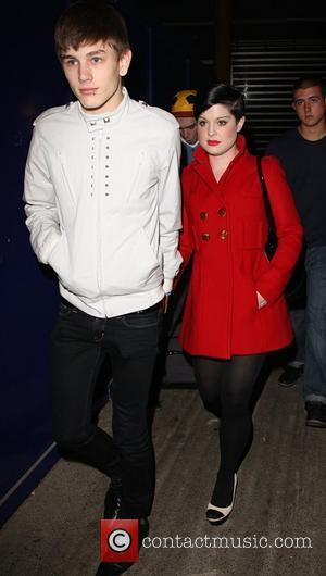 Kelly Osbourne and Luke Worrell Didn't Walk The Red Carpet After The Security Failed To Recognise Them
