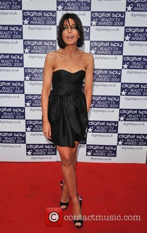 Claudia Winkleman Digital Spy Reality TV Awards 2009 at Bloomsbury Ballroom - Arrivals London, England - 06.04.09