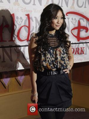 Brenda Song and Disney