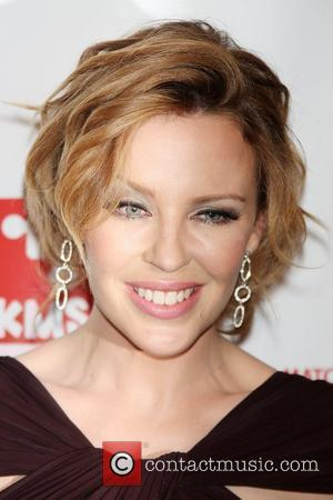 Kylie Minogue DKMS' 3rd Annual Gala at Cipriani 42nd Street - Arrivals New York City, USA - 07.05.09