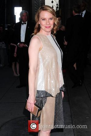 Amy Ryan DKMS' 3rd Annual Gala at Cipriani 42nd Street - Outside Arrivals New York City, USA - 07.05.09