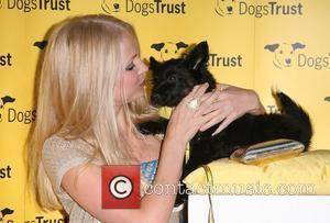 Hannah Sandling The Dogs Trust Honours 2009 held at the Hurlingham Club London, England - 19.05.09