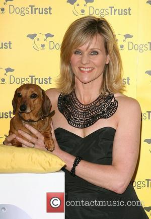 Linda Barker The Dogs Trust Honours 2009 held at the Hurlingham Club London, England - 19.05.09