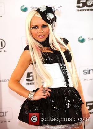 Kerli The Dome 50 music show at Olympiahalle Munchen - Red carpet arrivals Munich, Germany - 22.05.09
