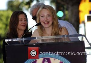 Lauren Shuler Donner and Dakota Fanning