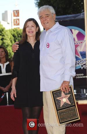 Richard Donner and Lauren Shuler Donner