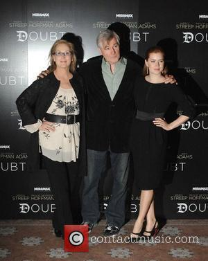 Meryl Streep, Amy Adams and John Patrick Shanley