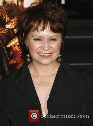 Adriana Barraza Los Angeles premiere of 'Drag Me To Hell' held at Grauman's Chinese Theatre in Hollywood - Arrivals Los...