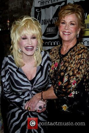 Dolly Parton and Jane Fonda