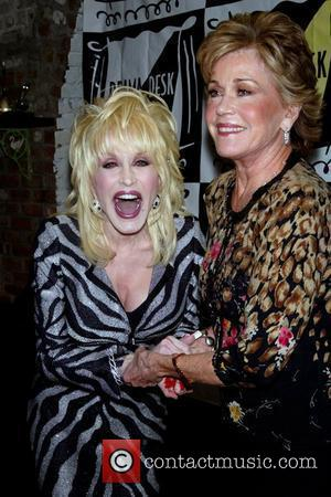 Jane Fonda, Dolly Parton