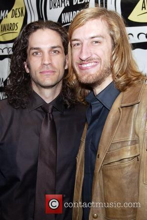 Will Swenson and Bryce Ryness Drama Desk Nominees Cocktail Party held at Il Bastardo Ristorante New York City, USA -...