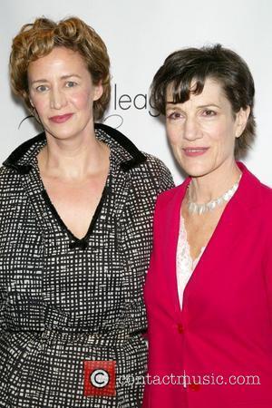 Janet Mcteer and Harriet Walter