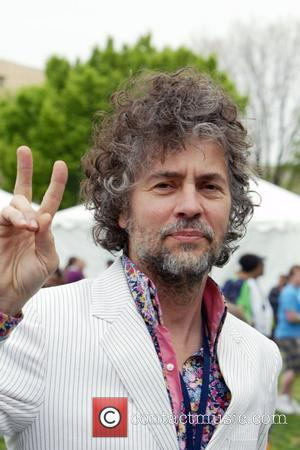 Wayne Coyne of the Flaming Lips Earth Day on the Mall Washington DC, USA - 19.04.09
