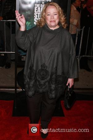 Kathy Bates New York Premiere of 'The Day the Earth Stood Still' at AMC Loews Lincoln Square - Arrivals New...