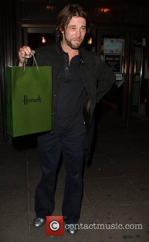 Jay Kay departing the launch party for Petra Ecclestone's Form Menswear at Harrods London, England - 02.10.08