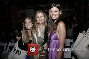 Ashley Bush and Lauren Bush