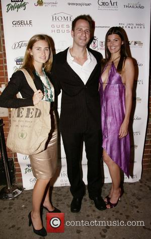 Lauren Bush, David Ferris and Summer Payne Oakes