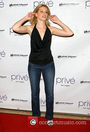 Elizabeth Banks celebrates her birthday at Prive nightclub inside Planet Hollywood Resort Hotel Casino Las Vegas, Nevada - 06.03.09