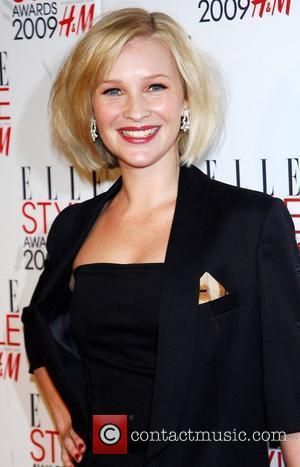 Joanna Page Elle Style Awards held at Big Sky London - Red Carpet Arrivals London, England - 9.02.09