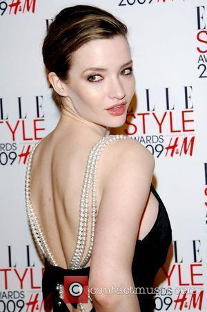 Tallulah Riley Elle Style Awards held at Big Sky London - Red Carpet Arrivals London, England - 9.02.09